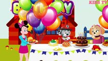 Paw Patrol Full Episodes 2017 ♥ Pups Save Cartoon Nickelodeon - Animation Movies for Children # 1