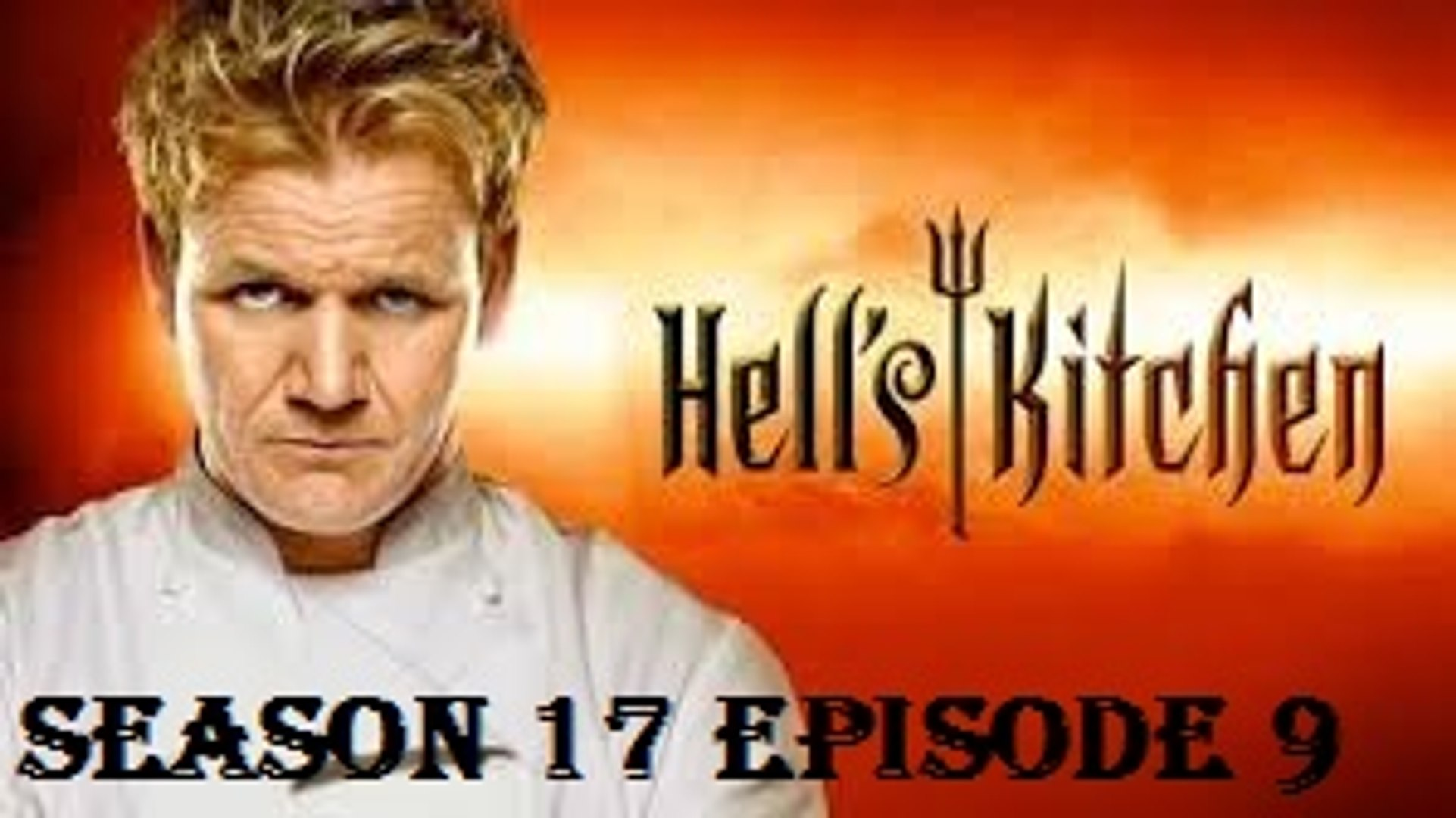 Hells Kitchen Season 17 Episode 9 Catch Of The Day Video Dailymotion