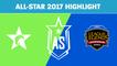 Highlight: Siêu Sao Hàn Quốc (LCK) vs Siêu Sao Châu Âu (EU LCS) - All-Star 2017 Highlight