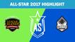 Highlight: Siêu Sao Châu Âu (EU LCS) vs Siêu Sao Đài Loan (LMS) - All-Star 2017 Highlight