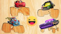 Wrong Slots and Wrong Parts Wrong Wheel Disney Cars Monster Truck to Learn Colors For Kids-MlMPjAP3_bo
