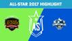 Highlight: Siêu Sao Châu Âu (EU LCS) vs Siêu Sao Thổ Nhĩ Kỳ (TCL) - All-Star 2017 Highlight