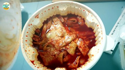 Cùng Hye Ri ăn thử đệ nhất YEOB TTOK NGẬP PHÔ MAI!!