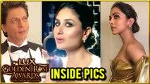 Inside Photos From Lux Golden Rose Awards 2017 - Shahrukh Khan, Kareena Kapoor Khan, Katrina Kaif