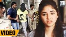 Zaira Wasim Molestation Case: Accused Arrested By Mumbai Police