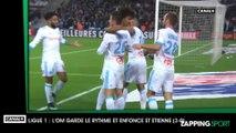 Zap Sport - 11 décembre - L'OM garde le rythme et enfonce St Etienne (Vidéo)