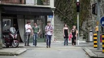 Prévention routière Suisse - Le piéton