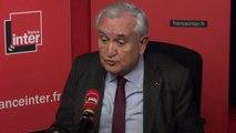 """Jean-Pierre Raffarin : """"la position de Macron sur l'Europe nous convient"""""""