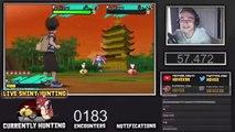 LAST ENCOUNTER SHINY MAGIKARP! Pokémon Sun and Moon Live Shiny Pokemon Hunting Reaction!-r6Rplx-6V4o