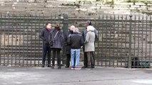 Hommage à Johnny Hallyday : Roman Polanski se fait refouler à l'entrée de l'Eglise (Vidéo)