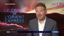 """Cinéma : """"Le Crime de l'Orient-Express"""" vu par Kenneth Branagh"""