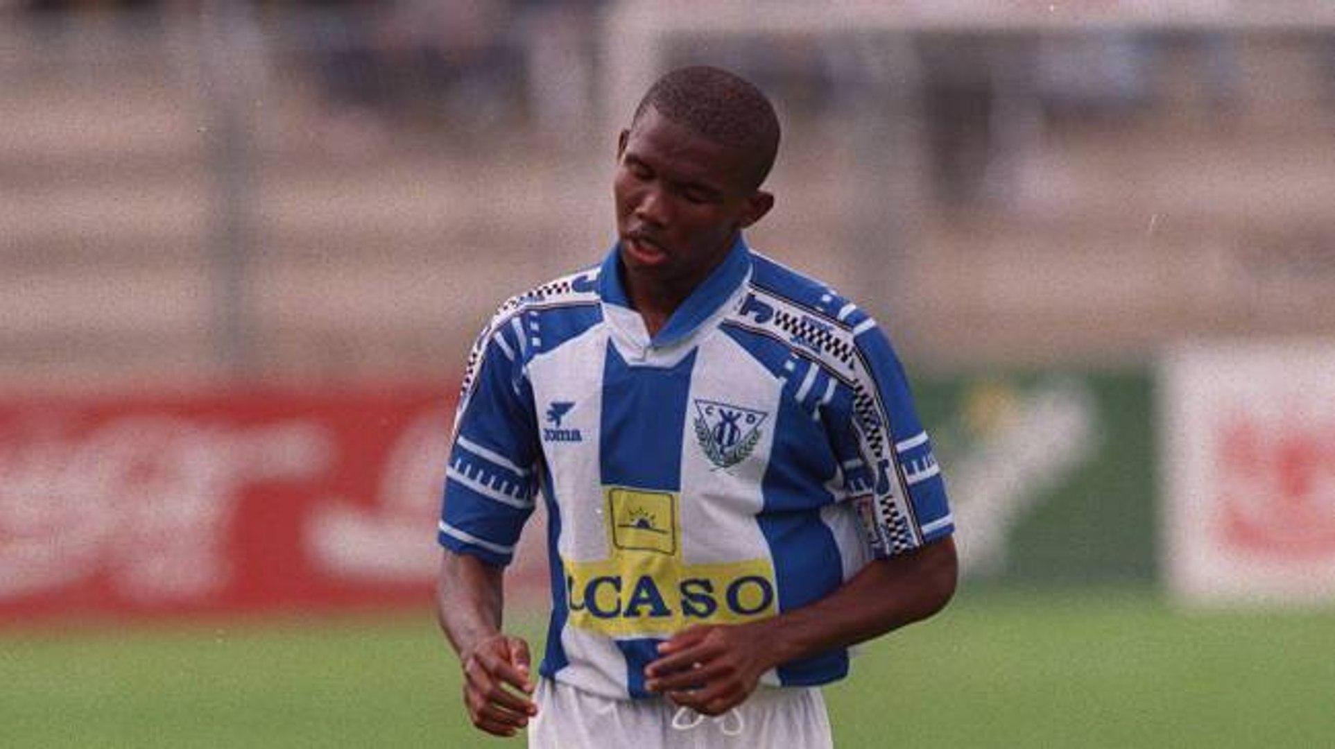 TLQO Vintage: el mejor gol de Samuel Eto'o con el Leganés en la 97 ...
