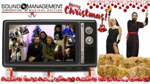 Auguri di Buon Natale e Buon Anno 2018 della - Sound Management Corporation