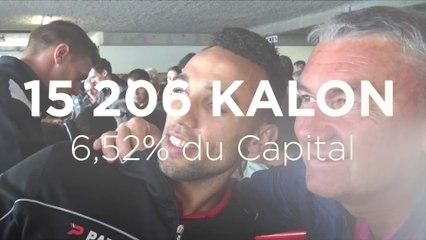 Retour sur les opérations Kalon