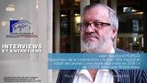 Questions à Jean-Raymond Murcia (CESER Auvergne-Rhône-Alpes) - santé scolaire - cese