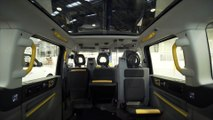 The new electric London Taxi - TX eCity Design