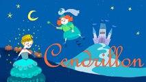 Cendrillon - histoires et contes traditionnels en dessin animé pour enfant
