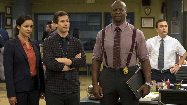 "[Online ~ Streaming] Brooklyn Nine-Nine Season 7 Episode 1 ""Manhunter"""