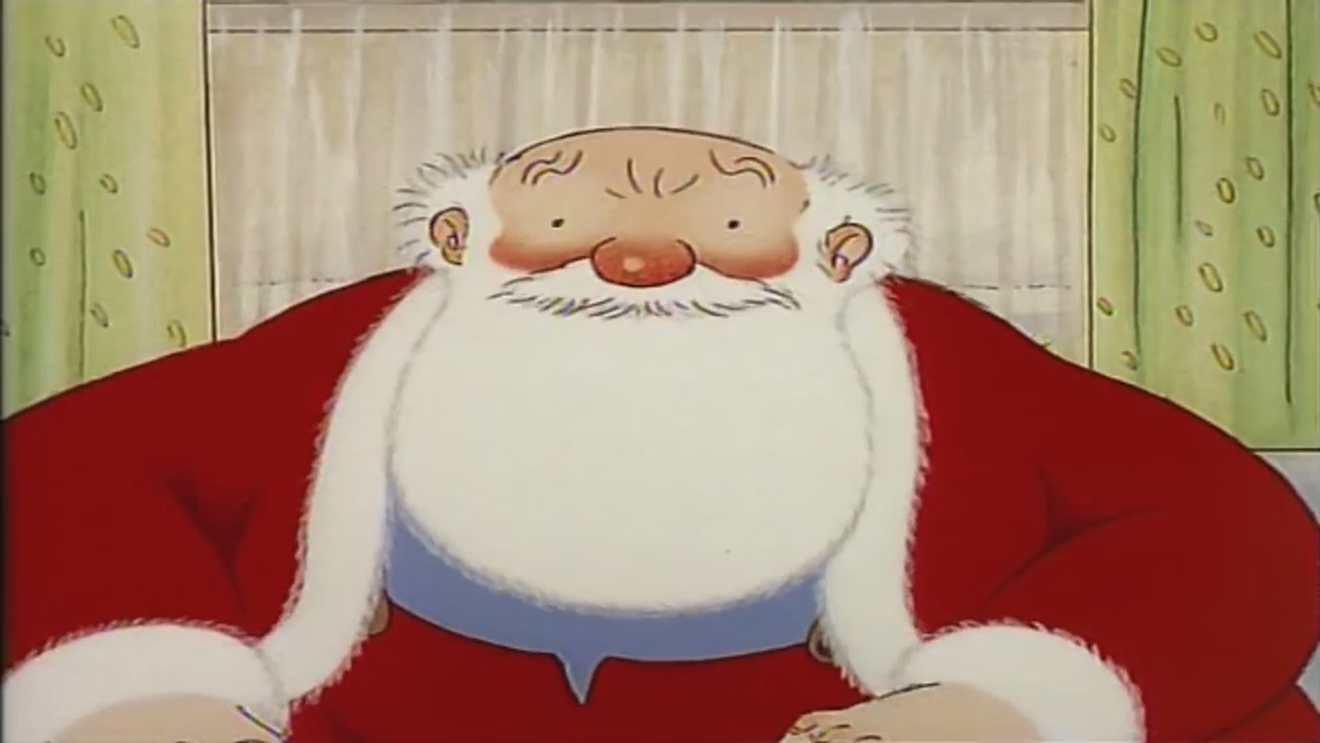 Father Christmas Cartoon Images.Christmas Cartoon Father Christmas 1991 Exclusive Version