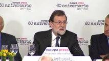 """Rajoy: """"Sin el PP es imposible un gobierno constitucionalista"""""""