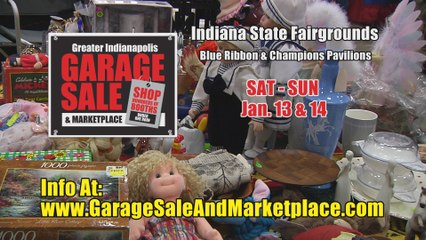 Greater Indianapolis Garage Sale & Marketplace - 2018