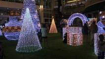 Christmas in Hua Hin, Hua Hin Market Village