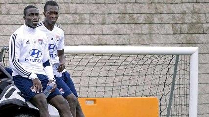 Maillot Extérieur Olympique Lyonnais Pape Cheikh DIOP