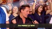 """Dany Brillant et la chorale des Lions interprètent """"Suzette"""""""
