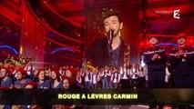 """Renan Luce et la chorale du groupe La Poste interprètent """"La lettre"""""""