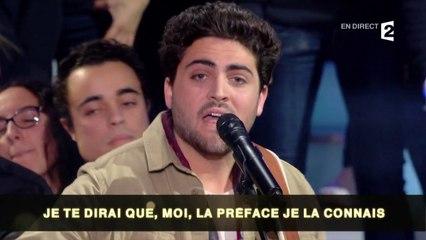 """Tibz et la chorale des étudiants de la FAGE interprètent """"Nation"""""""