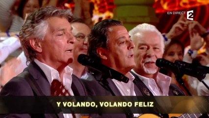 """Gipsy Kings & Chico, la chorale de la BNP Paribas et la musicale de Lycée Louis Le Grand interprètent """"Volare"""""""
