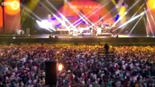 Status Quo Live - Whatever You Want(Parfitt,Bown) - A Festival In A Day,BBC Radio 2,Hyde Park 9-9 2012
