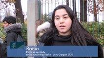 #EDD : des élèves du lycée André-Boulloche travaillent sur la qualité de l'air  à Livry-Gargan