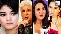 Bollywood SUPPORTS Zaira Wasim Over Molestation Case