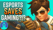 Will Esports Ruin Casual Gaming?! | Overwatch, LoL, PUBG Franchises, | The Leaderboard
