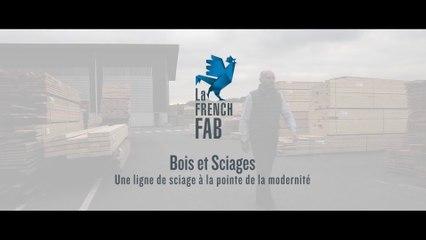 Bois et Sciages - La French Fab