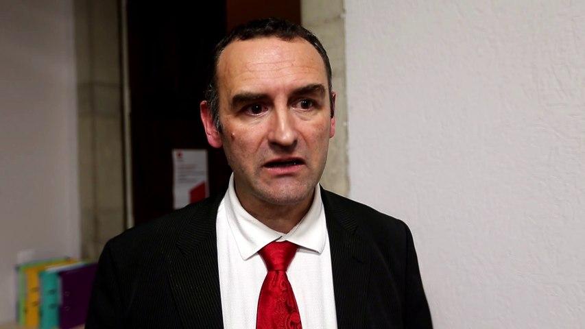 Election municipale d'Orthez : la réaction d'Emmanuel Hanon après sa victoire