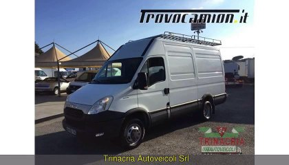 IVECO DAILY 35C15 EURO 5 FURGONE MH2