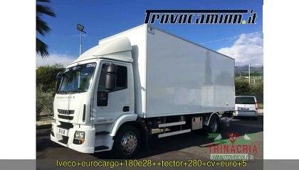 Iveco Eurocargo 180E28  tector 280 cv...