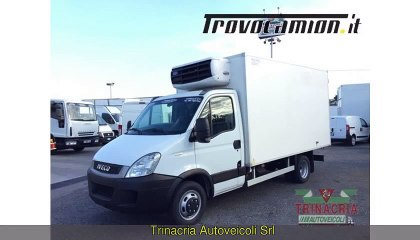 IVECO DAILY 35C15 ISOTERMICO E GRUPPO...