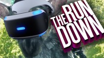 Wipeout and Last Guardian VR Announced - The Rundown - Electric Playground