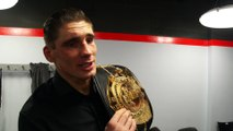Rico Verhoeven's Official GLORY REDEMPTION Post-Fight Interview