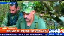 """""""Cuando cumplí mis 11 años 'El Paisa' empezó a abusar de mí"""": estremecedor testimonio de exguerrillera de las FARC"""