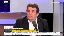"""Tout est politique. Laurent Wauquiez reprend """"les mots, les outrances même parfois de l'extrême-droite française"""""""