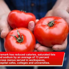 Healthy for Life® 20 By 20 Year Two Report | Aramark