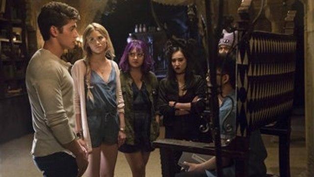 Marvel's Runaways Season 1 Episode 7 [S01E07] Watch Online