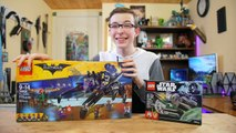 Bat X-Wing Lego Batman _ Star Wars Mashup _ INSTRUCTIONS NOT INCLUDED-o2pNMjaQqAs
