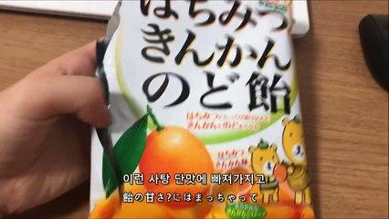 [한일자막]나혼자일본!-사탕에 빠져빠져+ 카레만들려다 말고 냉장고구경♪ 일상76편 Daily Japan Vlog #76  [韓日字幕] 日本で一人暮らし-飴大好き+ 冷蔵庫の中には何が!♪ 日常76編