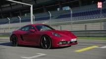 VÍDEO: ¿Sabes todos los datos del Porsche 718 Cayman GTS? ¡Ahí van!