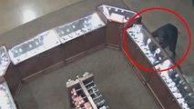 En images: 25 pistolets volés dans un magasin